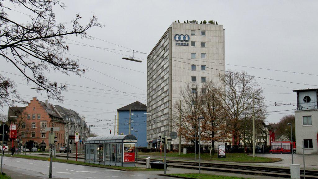Lameystraße Karlsruhe