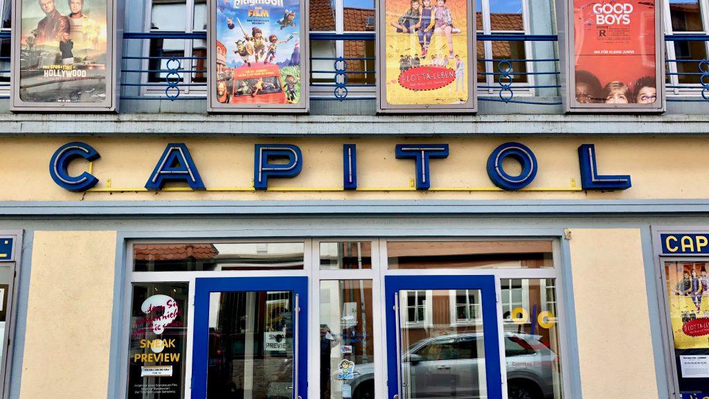 Capitol Filmtheater Eisenach