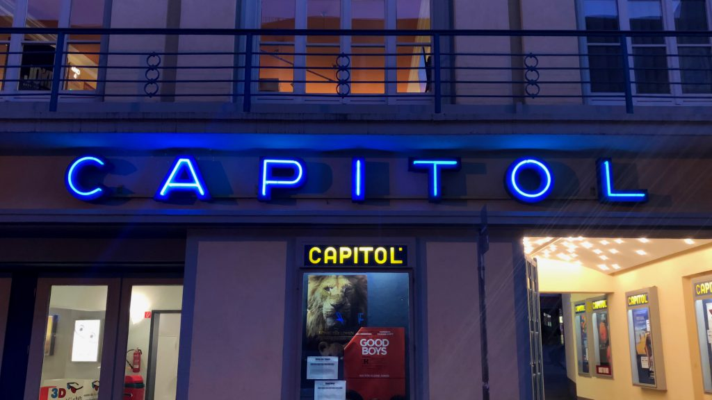 Capitol-Filmtheater Eisenach